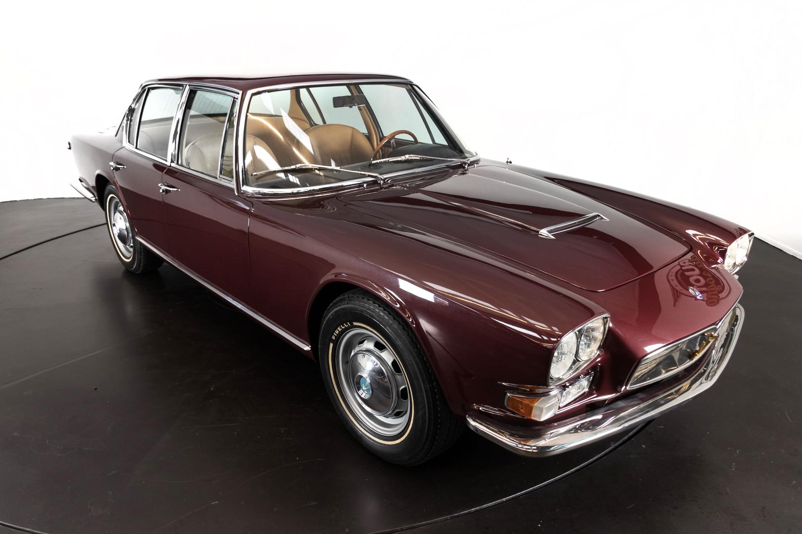 Maserati Quattroporte 4200