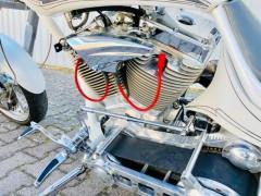 Harley Davidson Gietl Drag Style mit S&S Motor