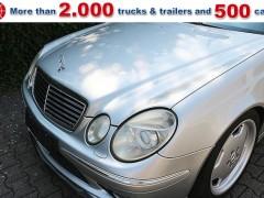 Mercedes Benz E 500 T-Modell Kombi Avantgarde, 7-G Tronic, 2x