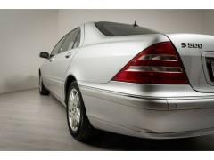 Mercedes Benz S 500  Lang Btw auto, Fiscale waarde € 6.000,- (€