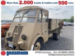 Renault AHS Afrika Korps 4x2 Pickup