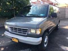Ford USA Econoline E350 Observierung / Surveillance Van