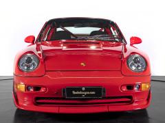 Porsche 993 Carrera RS ClubSport