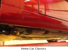 Jaguar  XJS 4.0 Convertible im schönen Flamencorot