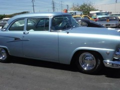 Ford USA Customline 2 door Sedan